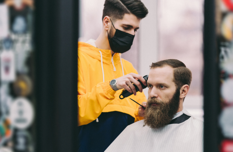 Hair salons and barber shops are reopening — but your visit won't be the same