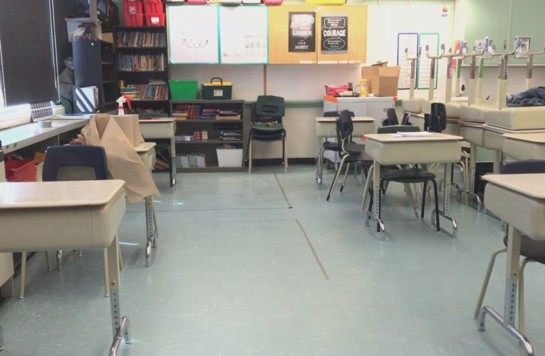 Here's how B.C. plans to reopen schools amid the COVID-19 pandemic