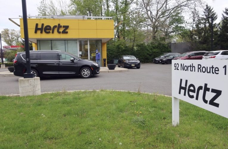 Hertz files for bankruptcy as car rentals disappear amid coronavirus pandemic