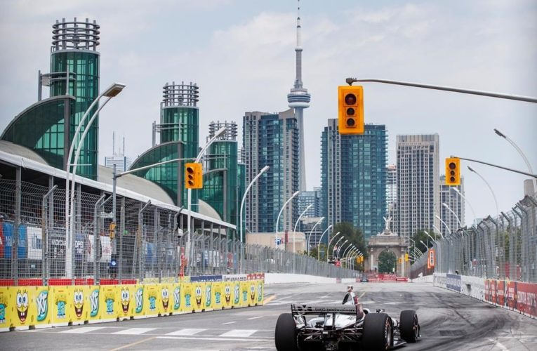 Honda Indy Toronto formally cancelled due to coronavirus