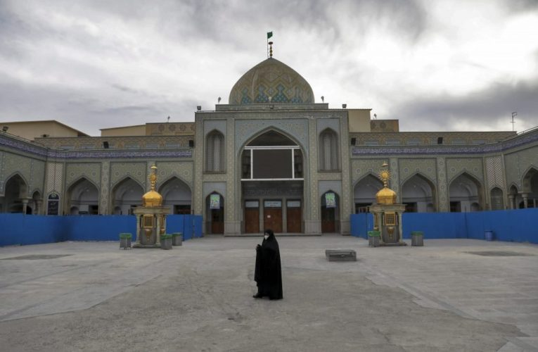 Iran to reopen all mosques temporarily as coronavirus restrictions ease