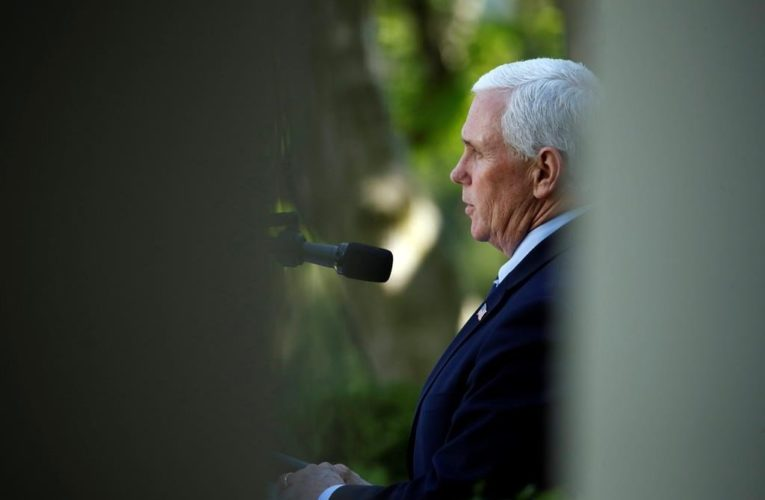 Mike Pence not in quarantine after aide tests positive for coronavirus