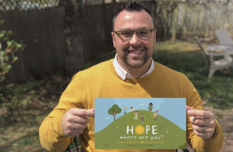 New Brunswick teacher helps write children's book about dealing with COVID-19