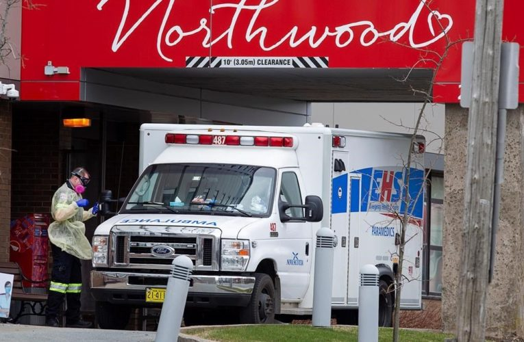 Northwood records 50th death connected to coronavirus