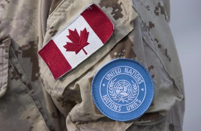 Number of Canadian peacekeepers deployed abroad hits 60-year low
