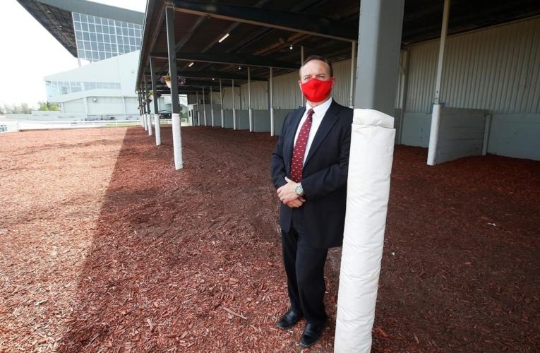 'One for the history books:' Horse racing back but without crowds at Winnipeg's Assiniboia Downs