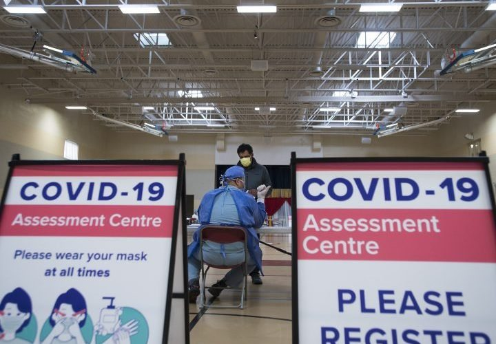 Ontario reports 323 new coronavirus cases, 17 deaths as total cases top 27,500