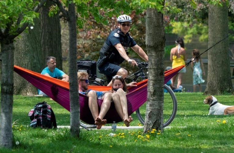 Overcrowded parks may cause coronavirus flare-ups but real risk lies indoors: experts