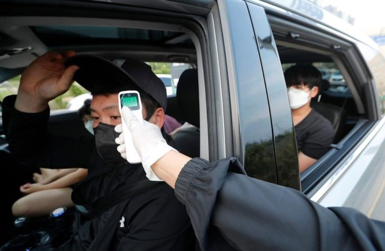 South Korea coronavirus cases rise by highest number since early April