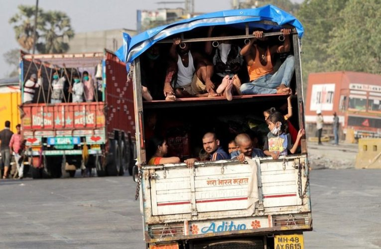 Truck crash kills at least 23 Indian migrant workers laid off by coronavirus lockdown