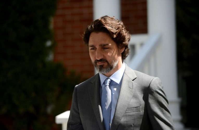 Trudeau says Ottawa will help fund coronavirus contact tracing across Canada