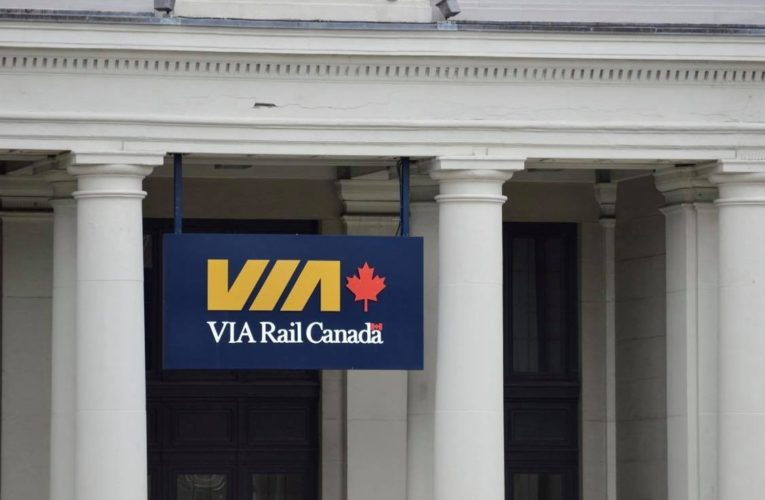 VIA Rail cancels some routes until at least November as COVID-19 crisis continues