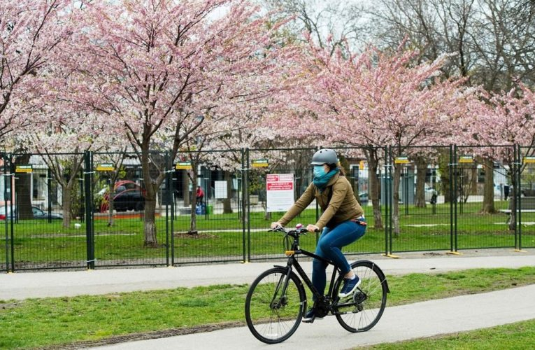 You're less likely to catch coronavirus outdoors — so why are parks closed?