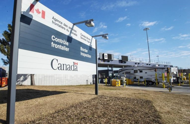 Asylum seekers continue crossing into Canada despite coronavirus border shutdown
