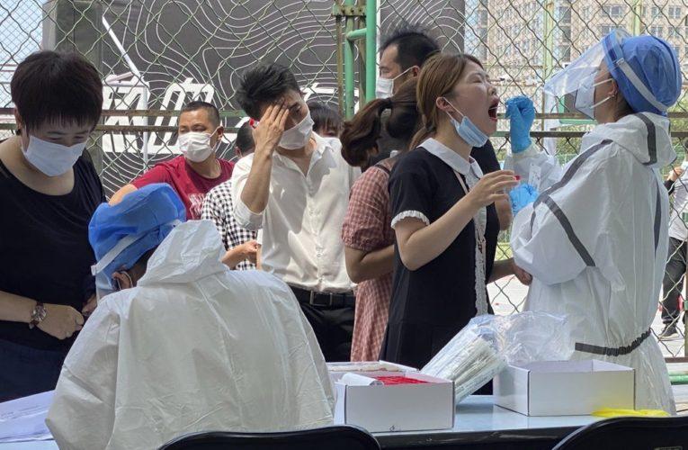Beijing expands lockdown to third neighbourhood as new coronavirus cases top 100