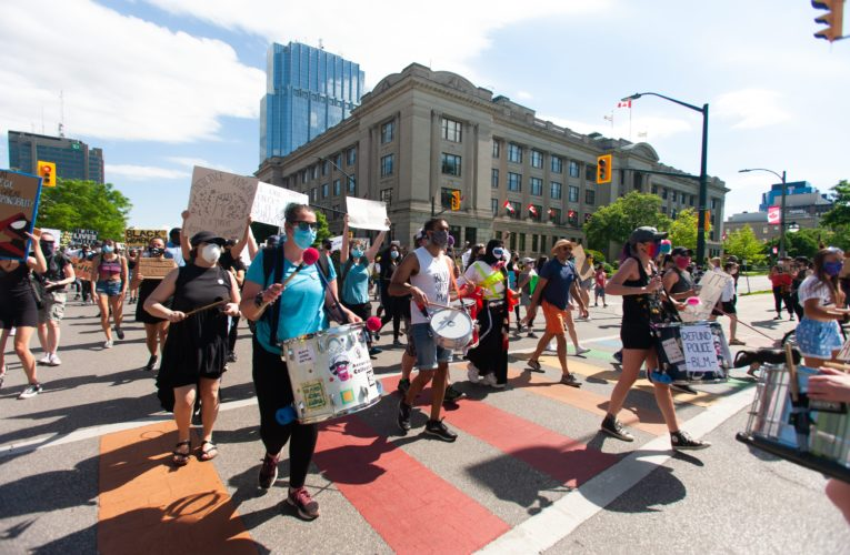 Black Lives Matter rally attendee confirmed to have novel coronavirus: Middlesex-London Health Unit