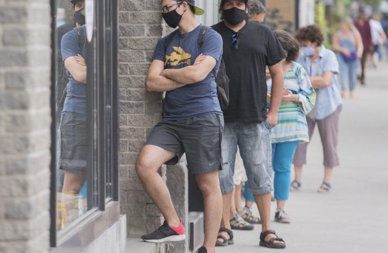 Canada's coronavirus cases rise past 103K as Ontario sets testing record