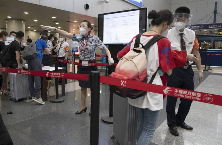 Coronavirus: Beijing cancels flights as new COVID-19 outbreak raises concerns