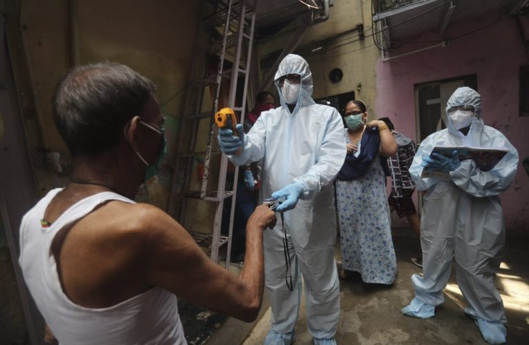 Coronavirus cases top 1 million in Brazil as Beijing sees drop in new infections
