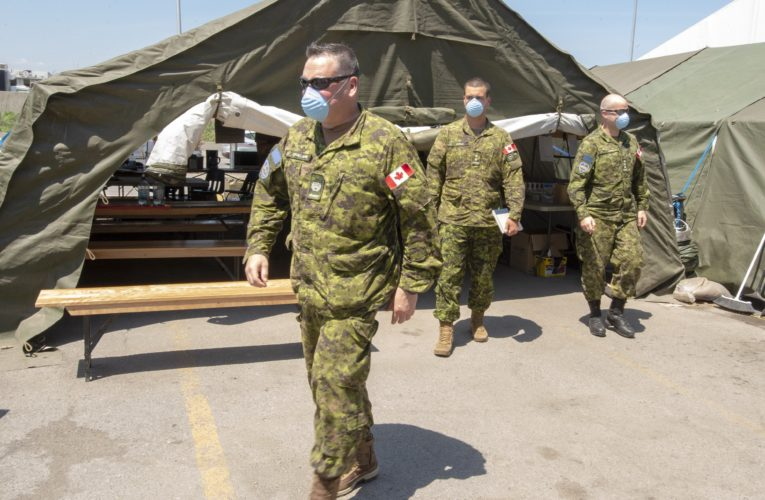 Coronavirus: Military deployment to Quebec, Ontario long-term care homes extended to June 26