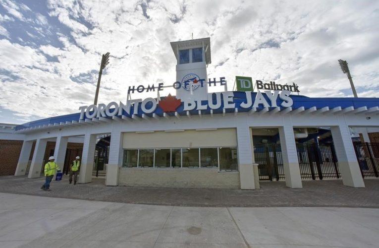 Coronavirus: Toronto Blue Jays still don't know where they'll play or train