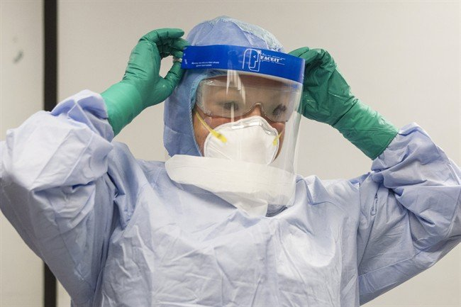Coronavirus: Trudeau says Canada 'close to self-sufficient' in PPE production