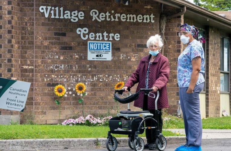 Federal aid needed for long-term care homes before 2nd wave of COVID-19: advocates