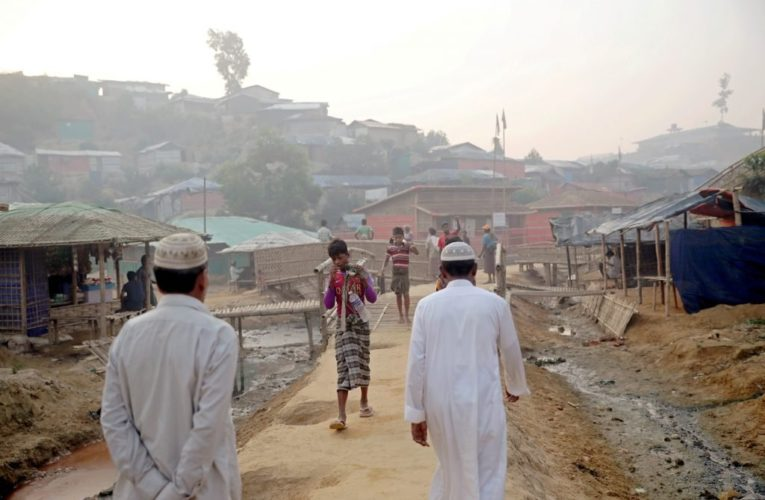 First coronavirus death reported at Rohingya refugee camp in Bangladesh
