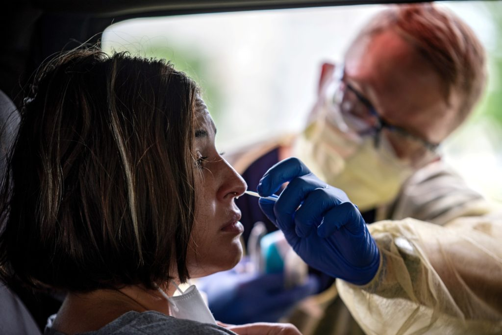 For 3rd day in a row, U.S. coronavirus cases surge by more ...