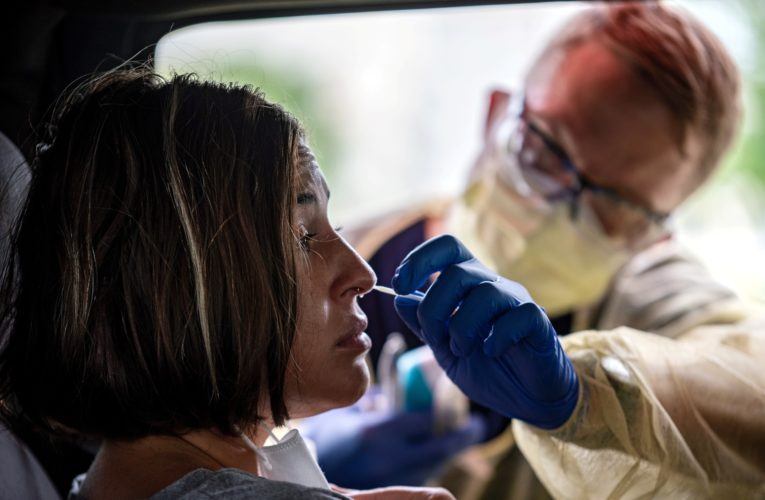 For 3rd day in a row, U.S. coronavirus cases surge by more than 40,000