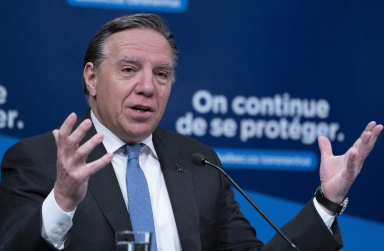Hiring 10,000 orderlies 'crucial' to preventing 2nd coronavirus wave in Quebec, Legault says