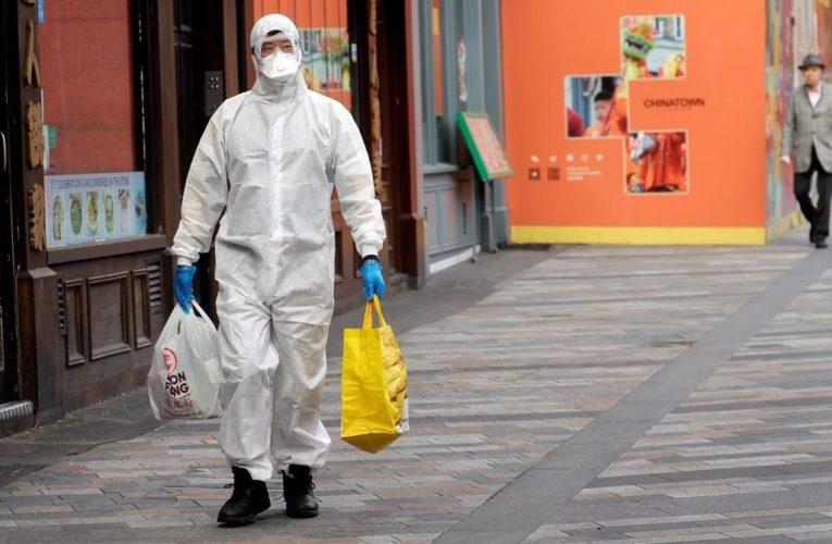 Lockdown 1 week earlier could have halved U.K.'s coronavirus death toll: scientist