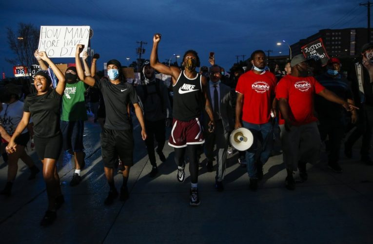 No yelling, wear a mask: How George Floyd protests can be safe amid COVID-19