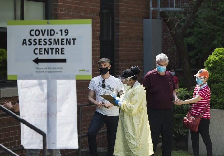 Ontario reports 266 new coronavirus cases as death toll surpasses 2,500