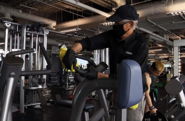 'People get it': B.C. gyms reopen under strict new coronavirus protocols