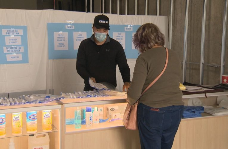 Personal protective equipment store opens its doors in West Island amid coronavirus pandemic