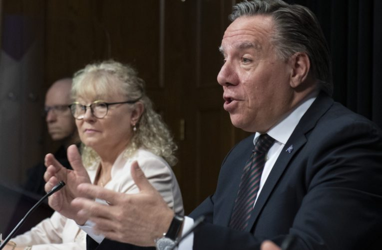 Quebec premier says hiring 10,000 orderlies 'crucial' to preventing 2nd coronavirus wave