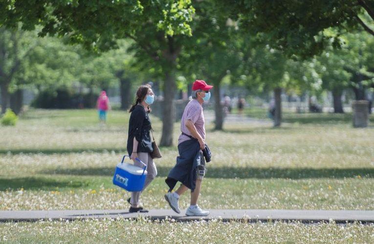 Quebec sees 144 new coronavirus cases, bringing total to 53,485