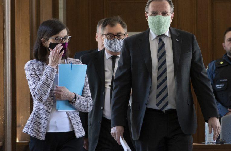 Quebec surpasses 5,000 deaths as coronavirus pandemic continues