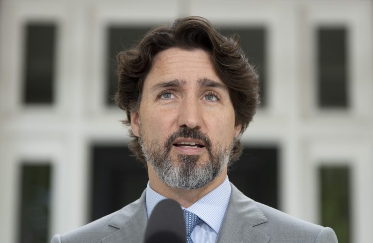 Seniors to receive special COVID-19 benefit in July: Trudeau