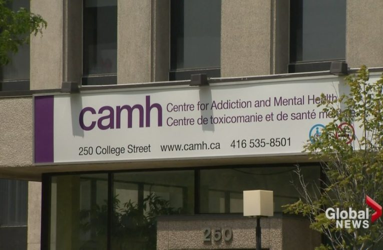 Toronto's CAMH says police should not be 1st responders to mental health calls