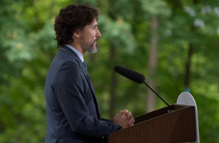 Trudeau calls today's youth 'greatest generation' of 21st century in commencement speech