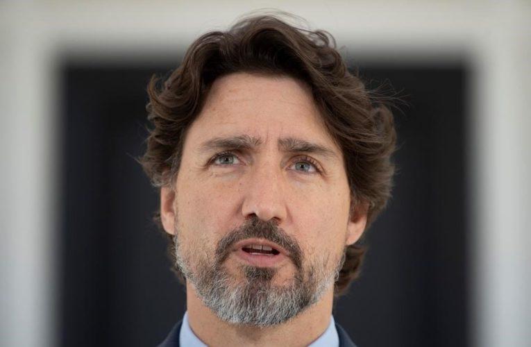Trudeau hopes Quebec remains 'transparent' on coronavirus case numbers
