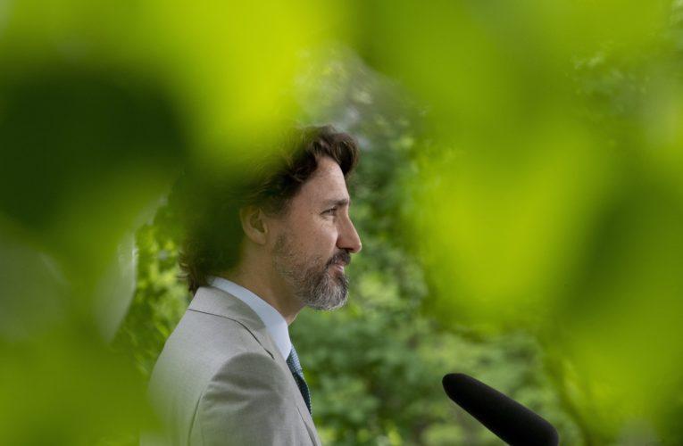 Trudeau offers premiers $14B to help restart economies after coronavirus shutdowns