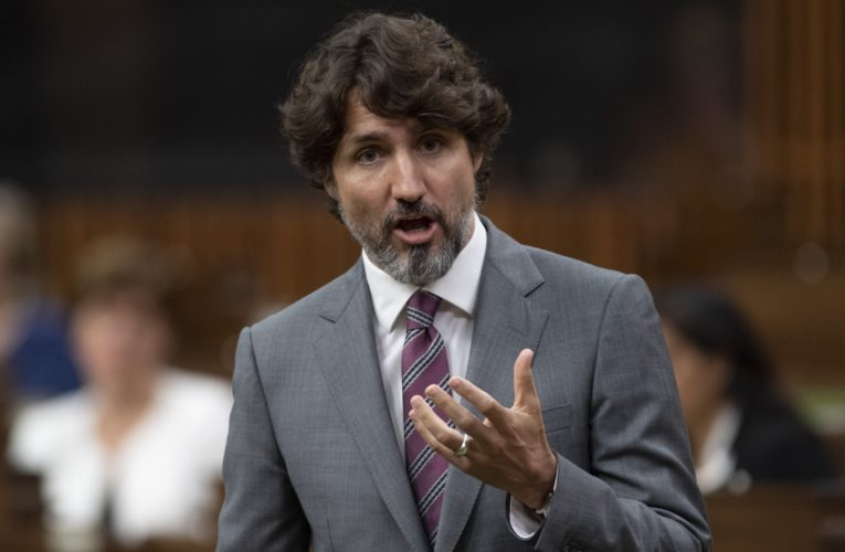 Trudeau says 'encouraging' new coronavirus modelling data to be released