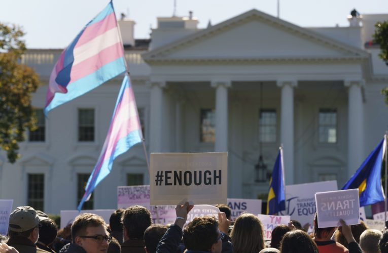 Trump administration overturns health care protections for transgender people