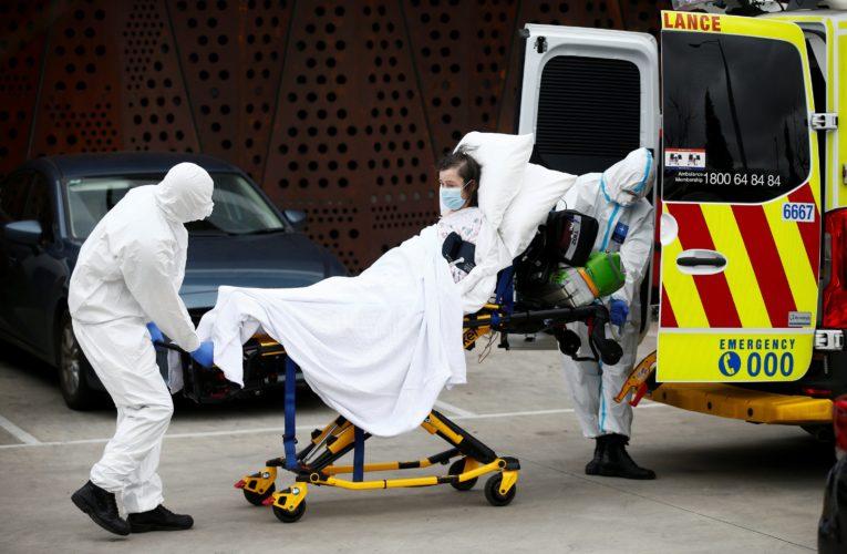 Australia sends emergency medical teams to coronavirus-ravaged nursing homes