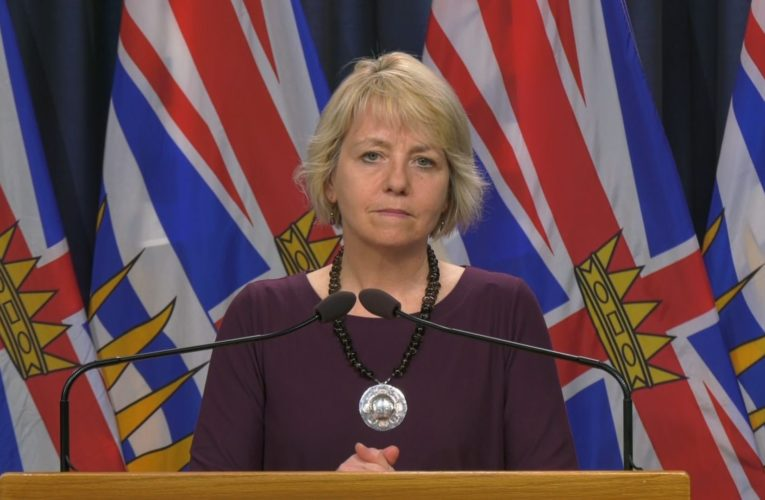 B.C. health officials to hold unexpected news conference on coronavirus on Friday