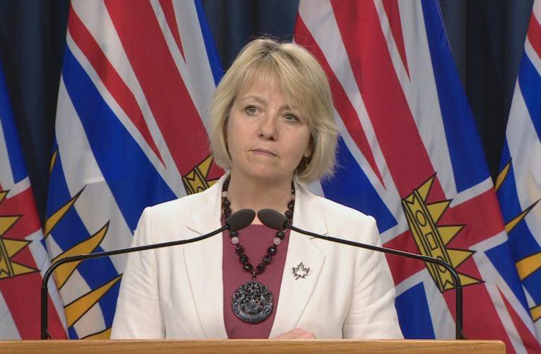 B.C. tightens bars and nightclubs as new coronavirus cases top 30 again