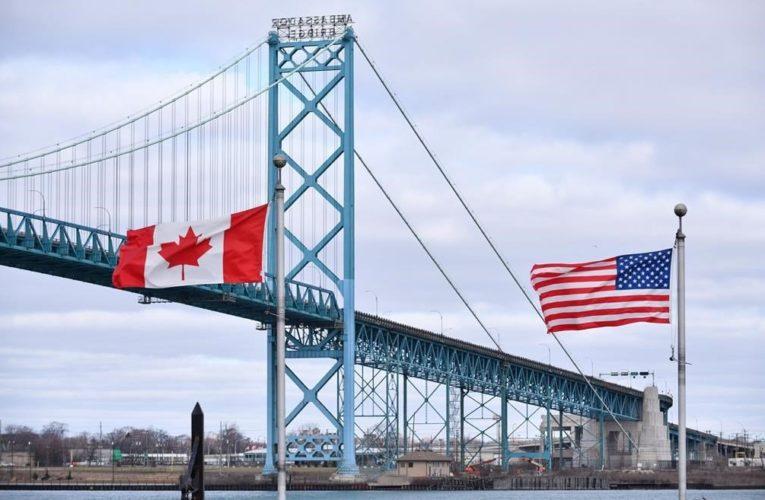 Canada, U.S. extend border closure agreement until Aug. 21